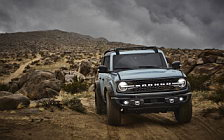 Cars wallpapers Ford Bronco 4-Door Badlands - 2020