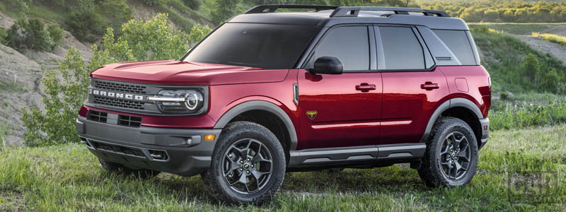 Cars wallpapers Ford Bronco Sport Badlands - 2020 - Car wallpapers