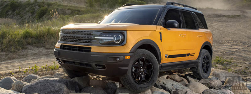 Cars wallpapers Ford Bronco Sport First Edition - 2020 - Car wallpapers