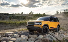 Cars wallpapers Ford Bronco Sport First Edition - 2020