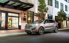 Cars wallpapers Ford Edge Titanium Elite - 2018