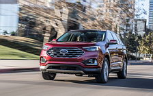 Cars wallpapers Ford Edge Titanium - 2018