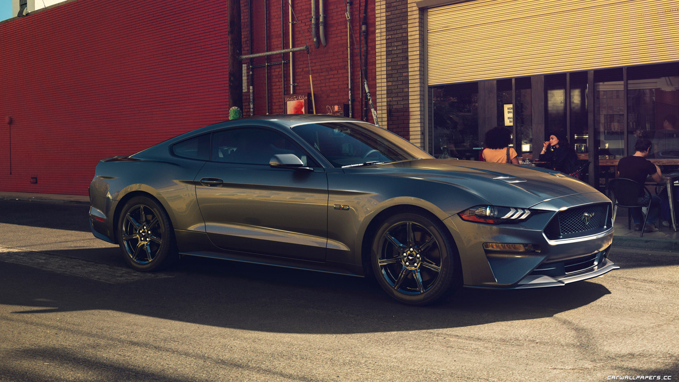 Cars Desktop Wallpapers Ford Mustang Gt Performance Package