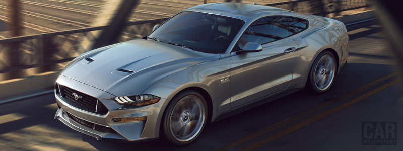 Cars wallpapers Ford Mustang GT Performance Package - 2017 - Car wallpapers