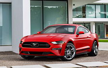 Cars wallpapers Ford Mustang Pony Package - 2017