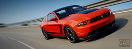 Ford Mustang Boss 302 - 2012