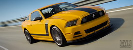 Ford Mustang Boss 302 - 2013