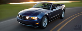 Ford Mustang Convertible - 2010