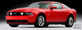 Ford Mustang GT - 2011