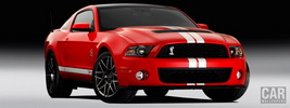 Ford Shelby GT500 - 2011