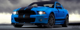 Ford Shelby GT500 - 2013