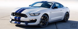 Shelby GT350 Mustang - 2015