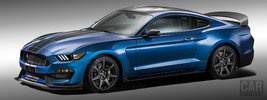 Shelby GT350R Mustang - 2015