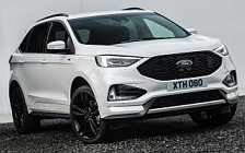 Cars wallpapers Ford Edge ST-Line EU-spec - 2018