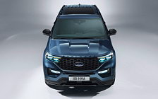 Cars wallpapers Ford Explorer Plug-in Hybrid ST-Line - 2019