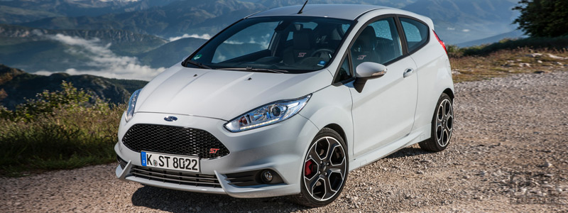 Cars wallpapers Ford Fiesta ST200 - 2016 - Car wallpapers