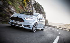 Cars wallpapers Ford Fiesta ST200 - 2016