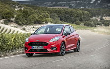Cars wallpapers Ford Fiesta ST-Line 3door - 2017