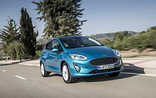 Cars wallpapers Ford Fiesta Titanium 3door - 2017