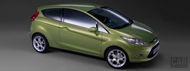 Ford Fiesta 3door - 2008
