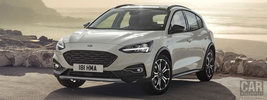 Ford Focus Active - 2018