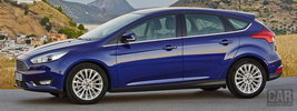 Ford Focus Hatchback - 2014