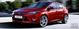 Ford Focus Hatchback 5door - 2011
