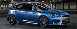 Ford Focus RS - 2015