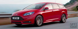 Ford Focus ST Wagon - 2011