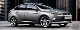 Ford Focus Sedan - 2011