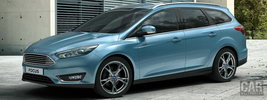 Ford Focus Turnier - 2014