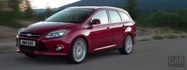 Ford Focus Wagon - 2011