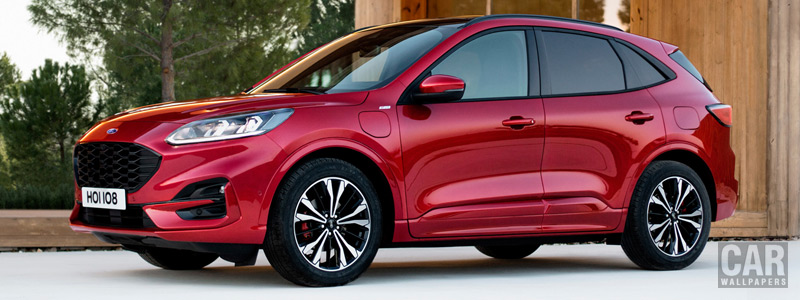 Cars wallpapers Ford Kuga Plug-in Hybrid ST-Line - 2019 - Car wallpapers