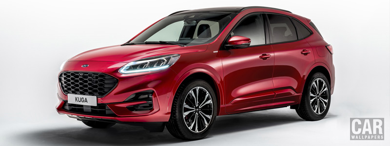 Cars wallpapers Ford Kuga ST-Line - 2019 - Car wallpapers