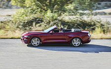 Cars wallpapers Ford Mustang EcoBoost Convertible EU-spec - 2017