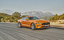 Cars wallpapers Ford Mustang GT Fastback EU-spec - 2017