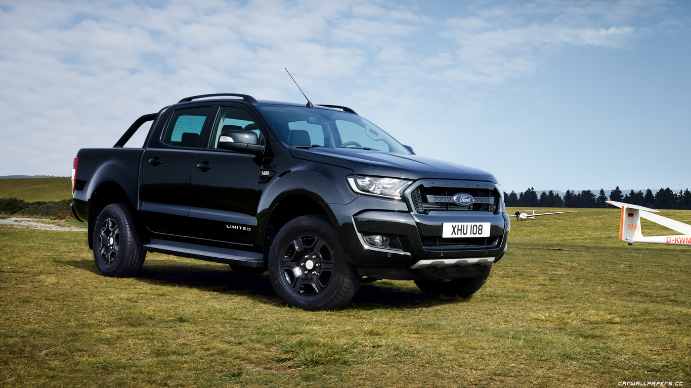 cars desktop wallpapers ford ranger limited black edition. Black Bedroom Furniture Sets. Home Design Ideas