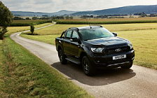 Cars wallpapers Ford Ranger Limited Black Edition Double Cab - 2017