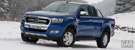 Ford Ranger Limited Super Cab - 2015