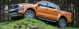 Ford Ranger Wildtrak UK-spec - 2015