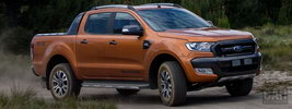 Ford Ranger Wildtrak ZA-spec - 2015