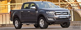 Ford Ranger XLT Double Cab ZA-spec - 2015