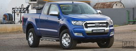 Ford Ranger XLT Super Cab ZA-spec - 2015