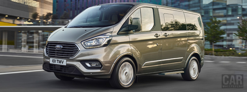 Cars wallpapers Ford Tourneo Custom - 2017 - Car wallpapers
