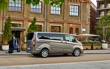 Cars wallpapers Ford Tourneo Custom - 2017