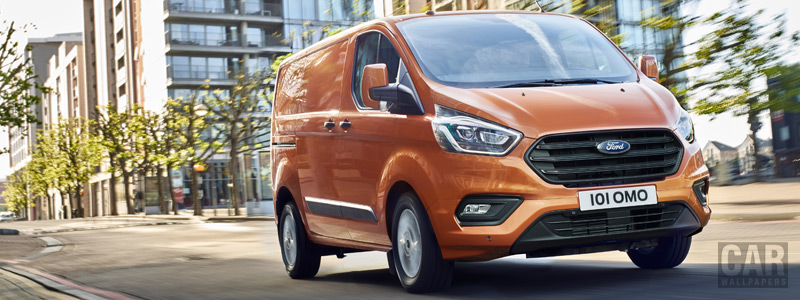 Cars wallpapers Ford Transit Custom - 2017 - Car wallpapers