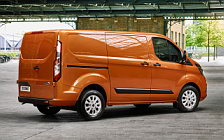 Cars wallpapers Ford Transit Custom - 2017
